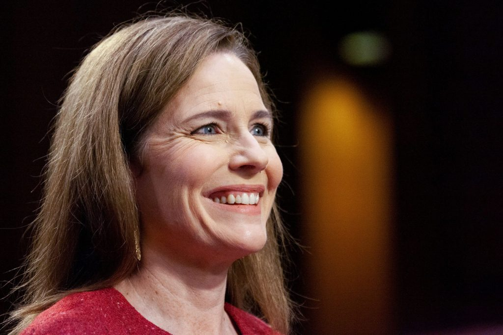 Amy Coney Barrett to face more questions from senators on Wednesday