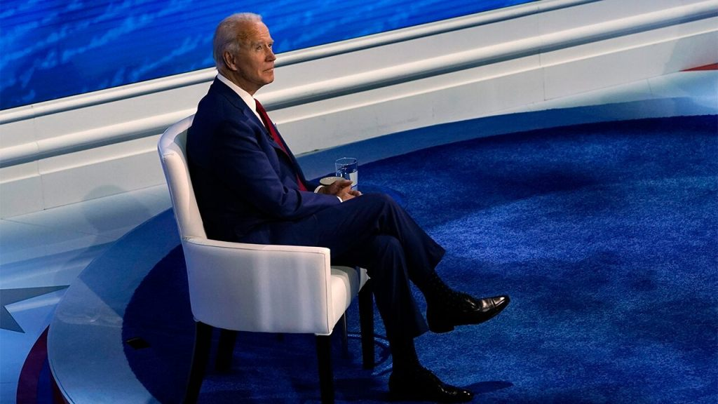 Biden calls supporting 1994 crime bill a 'mistake' during ABC town hall