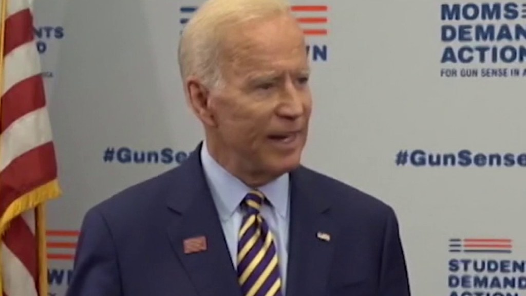 Biden once again shatters fundraising record with eyepopping $383 million haul last month