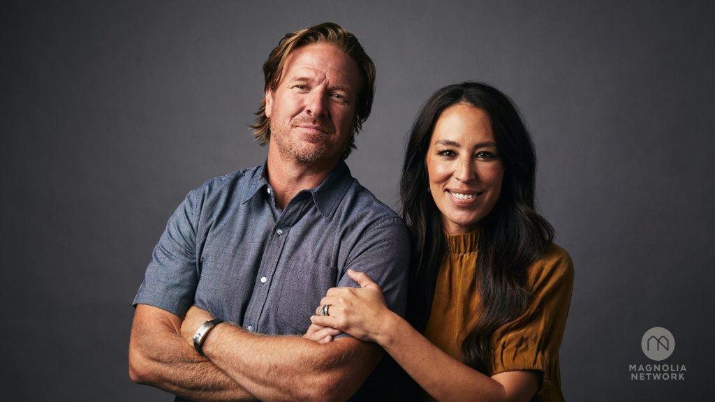 Chip and Joanna Gaines share more details about their upcoming Magnolia Network