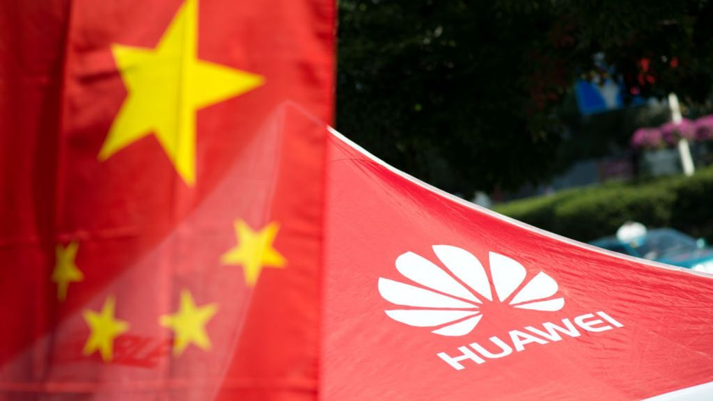 'Clear evidence of collusion' between Huawei and Beijing, claim MPs | Science & Tech News