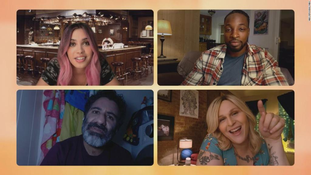 'Connecting...' review: NBC connects sharp writing with the latest socially distant comedy