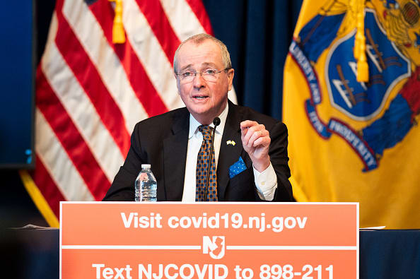 Democratic New Jersey Gov. Phil Murphy hopes to avoid Covid shutdowns