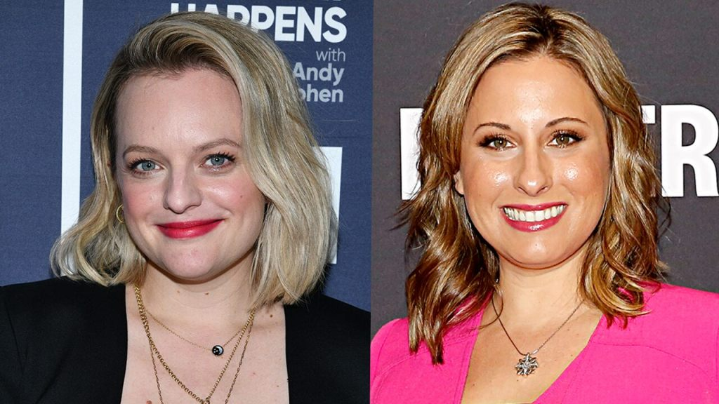 Elisabeth Moss to play former Congresswoman Katie Hill in film adaption of her book