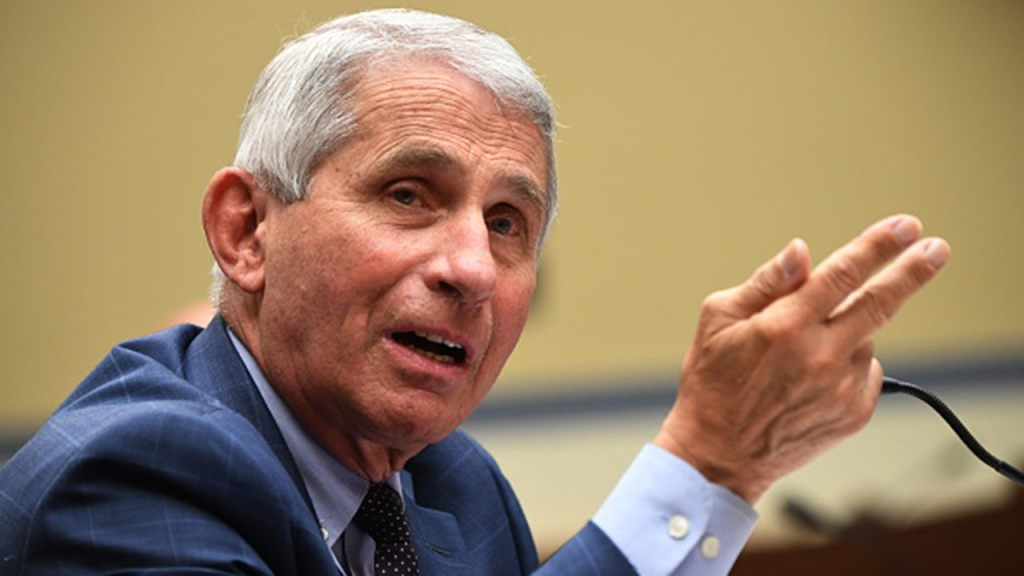 Fauci says White House hosted a 'superspreader event'