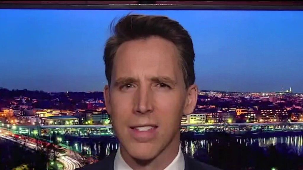 Hawley wants Twitter, Facebook to come before Senate following censorship of Hunter Biden report