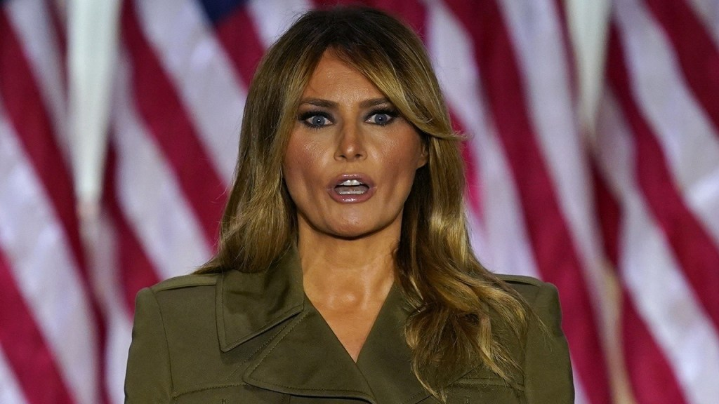Melania-Trump-to-travel-to-Pennsylvania-in-final-stretch-of