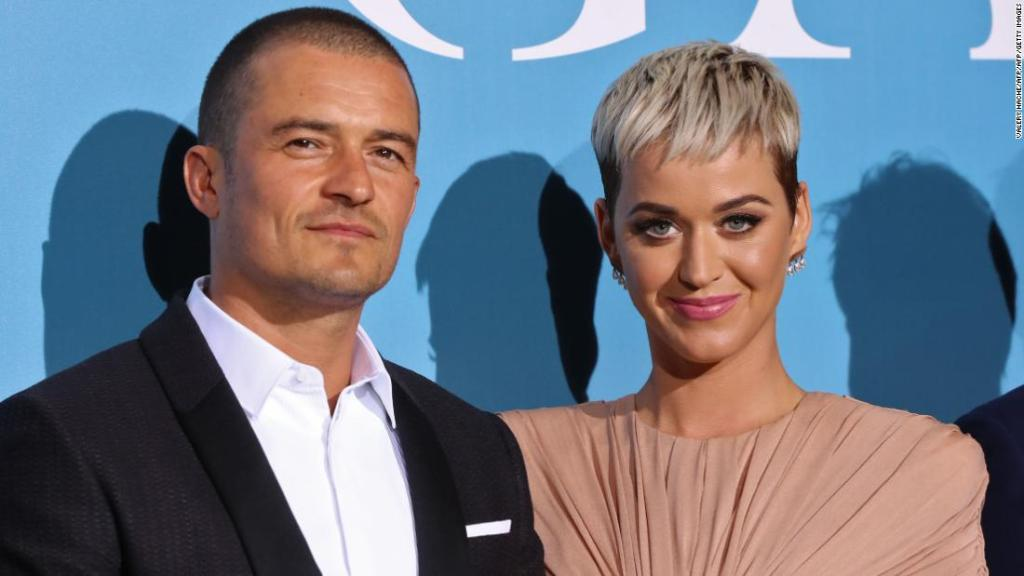 Orlando Bloom thinks baby with Katy Perry, Daisy Dove, is his 'mini-me'