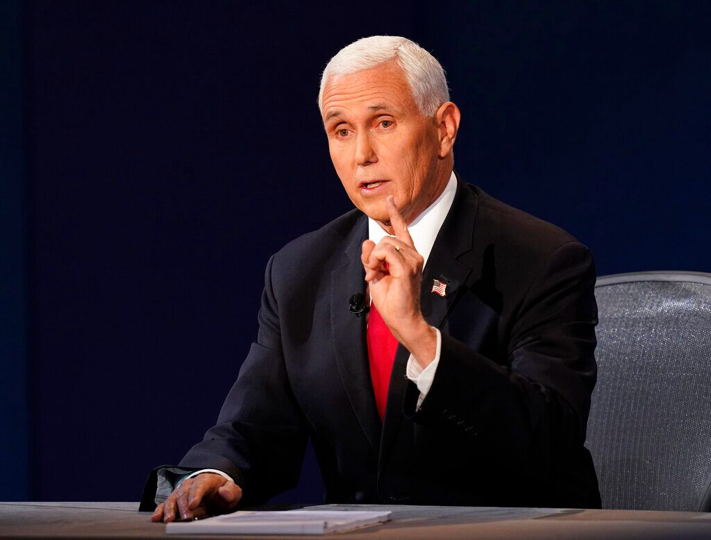 Pence recaps vice presidential debate: 'If you couldn't figure it out ... they want to pack the Supreme Court'