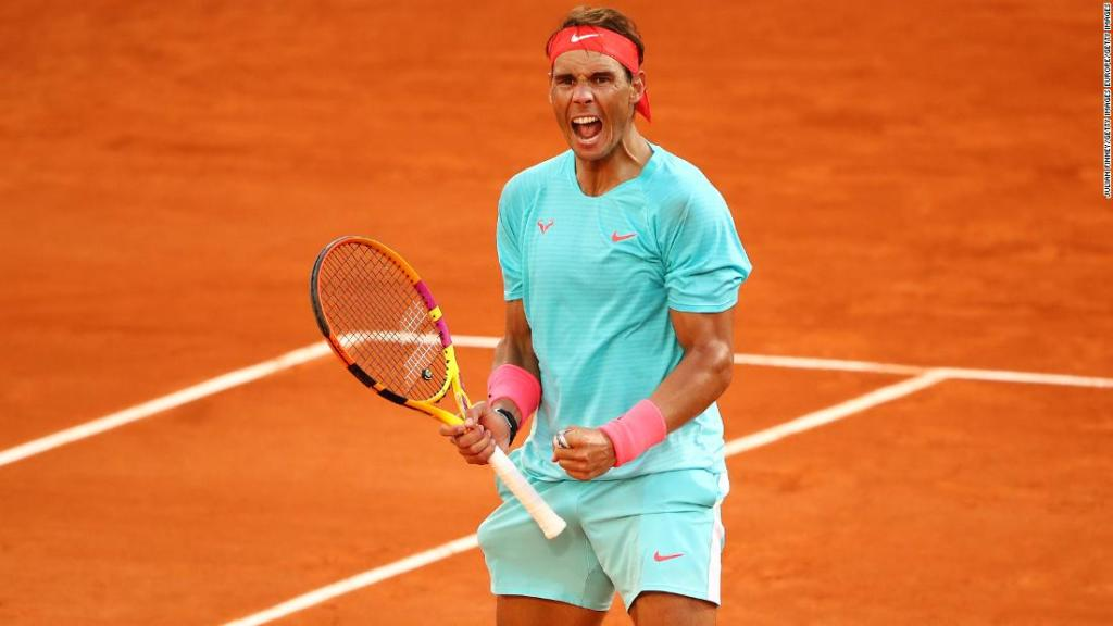 Rafael Nadal reaches 13th French Open final after beating Diego Schwartzman