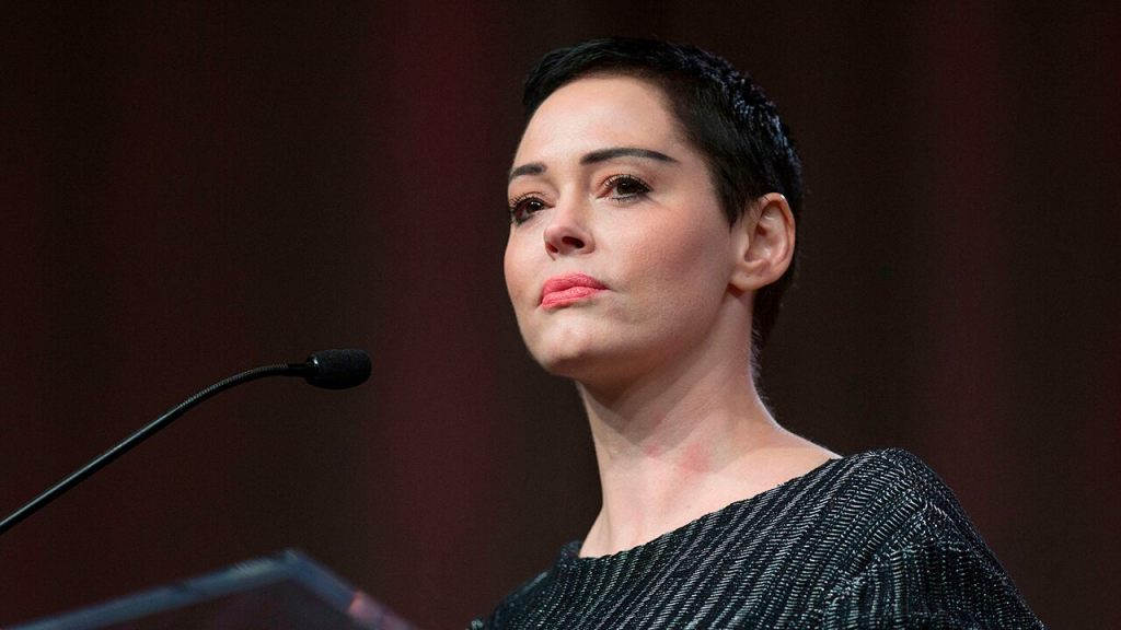Rose McGowan supports Charlotte Kirk amid sexual misconduct lawsuit with Warner Bros