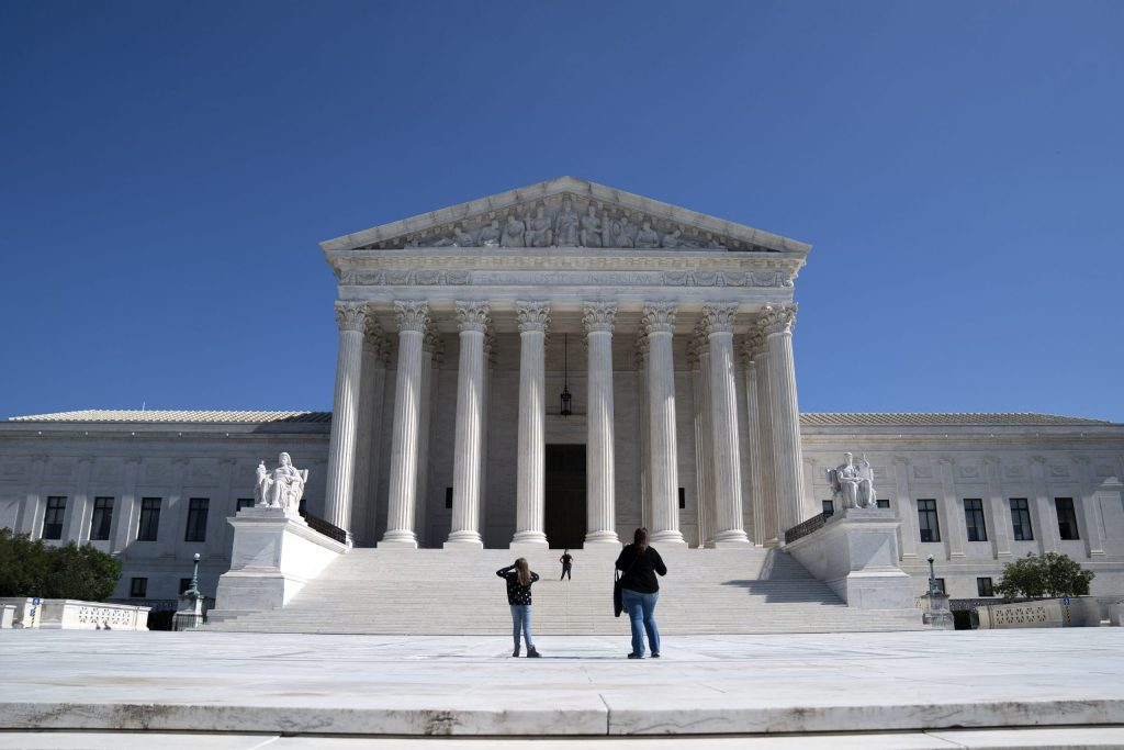 Supreme Court hears Google v. Oracle software copyright case