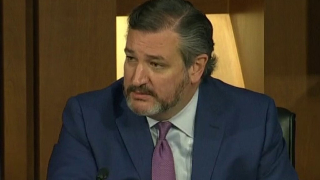 Ted Cruz speaks out against imprisoned felons voting, uses Charles Mason to make case