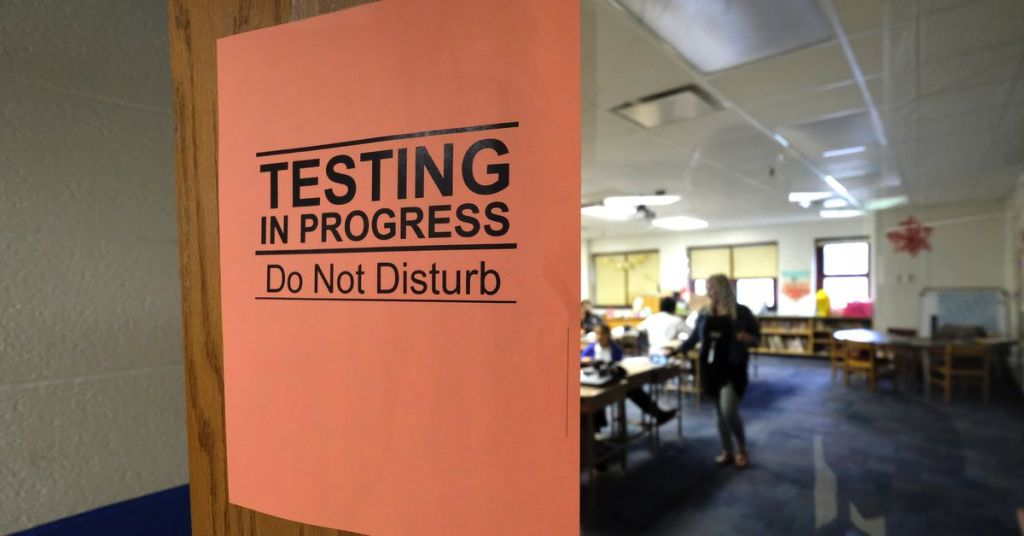 Tennessee governor and ed chief want to remove consequences from test scores for 2021