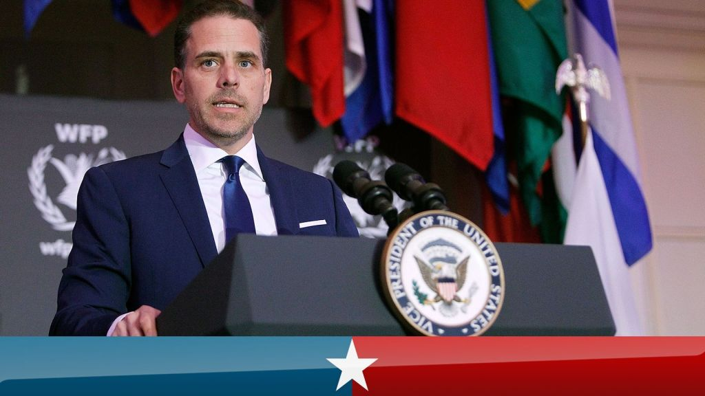 Hunter Biden has potentially been targeted by disinformation aimed at undermining his father's campaign