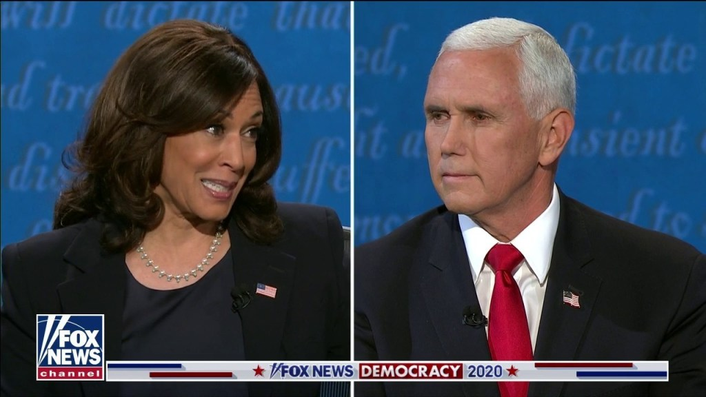 Vice presidential debate: Both Trump, Biden campaign claim victory after Pence, Harris showdown