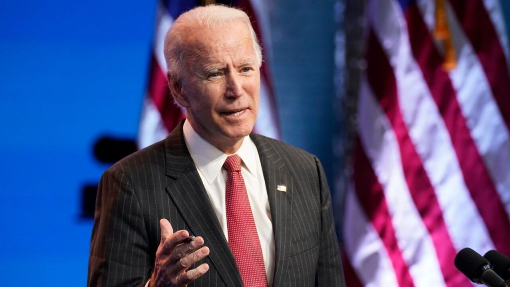 Biden declines to say where he stands on BLM-backed BREATHE Act
