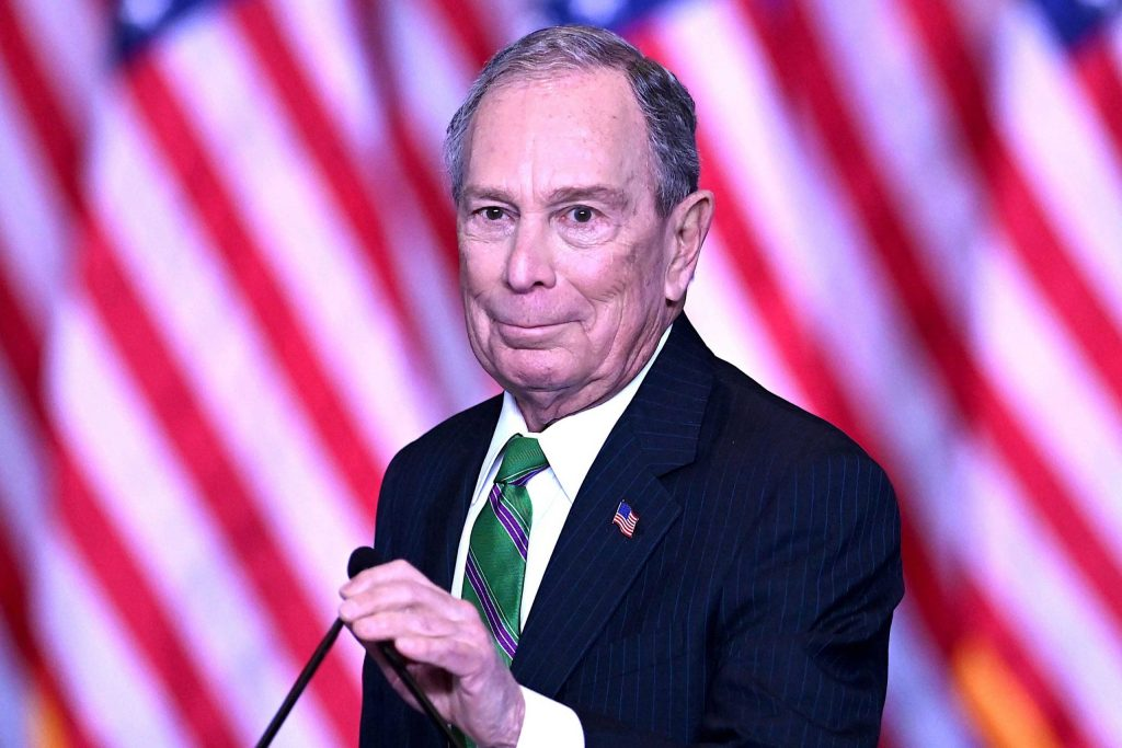 Bloomberg sees losses after spending over $100 million in Florida, Ohio, Texas