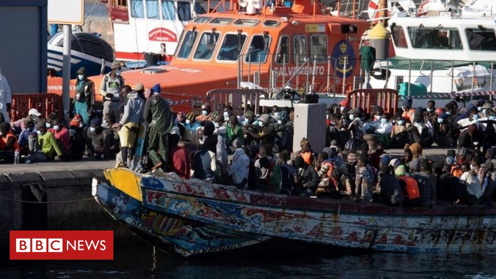 Canary Islands to provide emergency shelter for 7,000 migrants