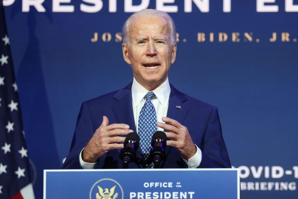 Companies gear up for Biden administration with lobbyist hiring spree