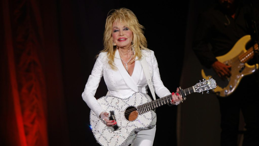 Dolly Parton recalls the emotional moment she heard Whitney Houston sing 'I Will Always Love You'