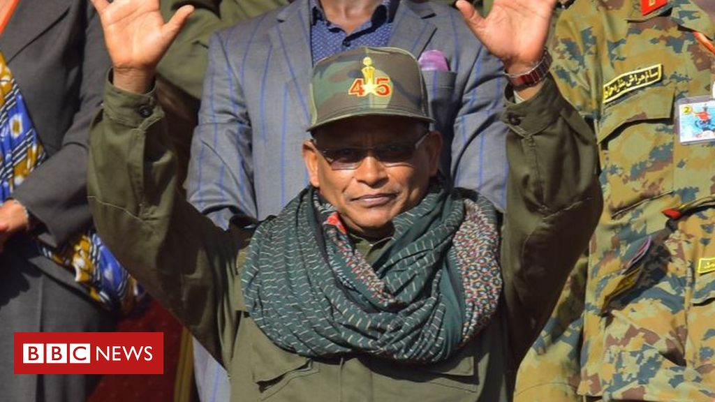Ethiopia's Tigray crisis: Debretsion Gebremichael, the man at the heart of the conflict