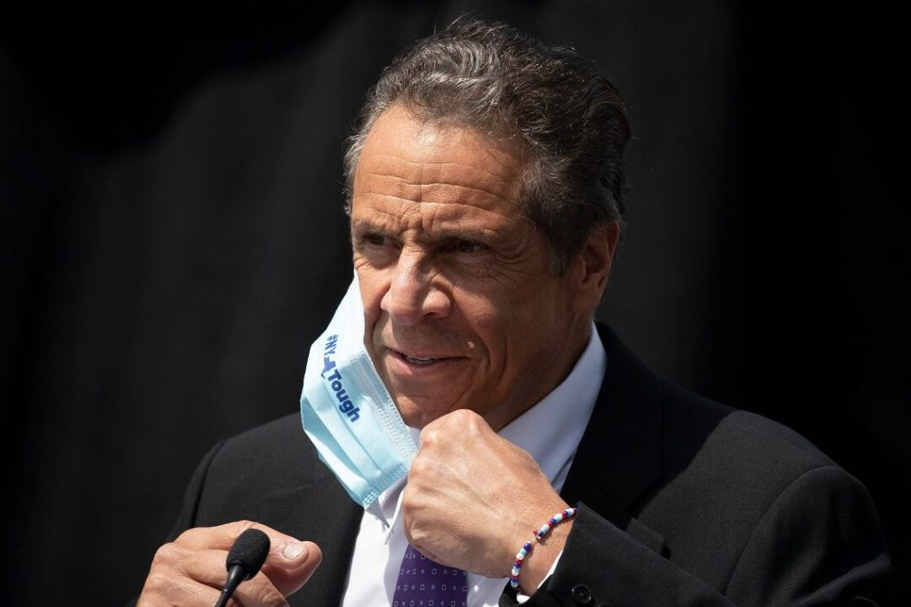 FLASHBACK: All the times Cuomo expressed skepticism of Trump coronavirus vaccine