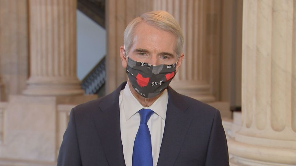 GOP Sen. Rob Portman on joining Johnson & Johnson Covid vaccine trial