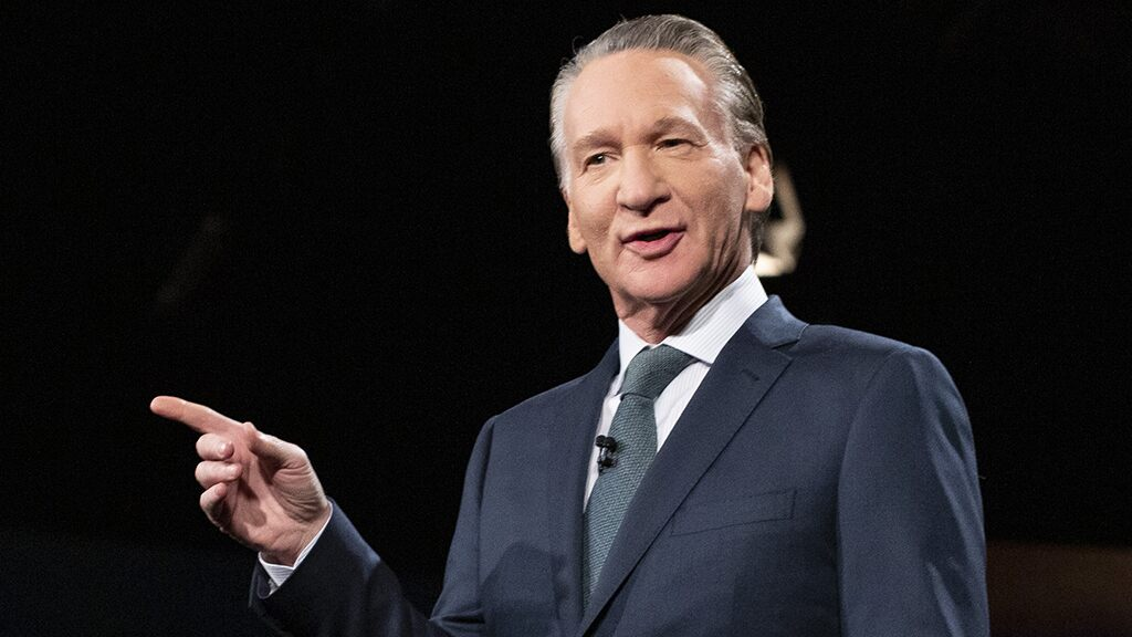Maher blasts Big Tech, rips Twitter for censoring Trump's CBP chief: 'That's f---ed up'