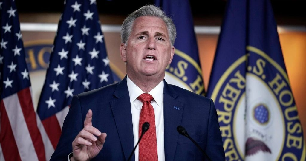 McCarthy expects four more years for Trump after 'a very strong' election night