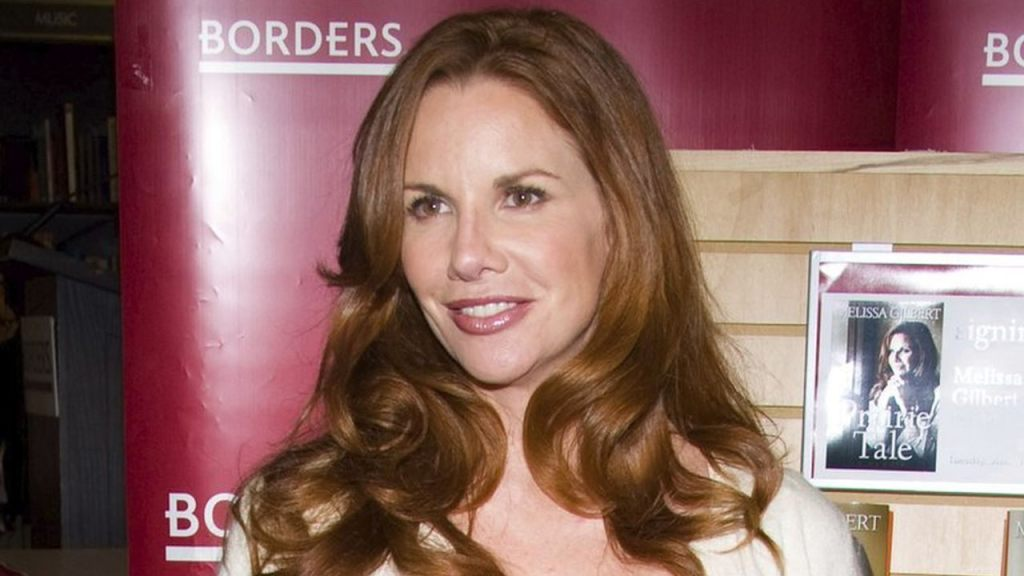 Melissa Gilbert shares post-surgery photo, calls operation on spine 'wildly successful'