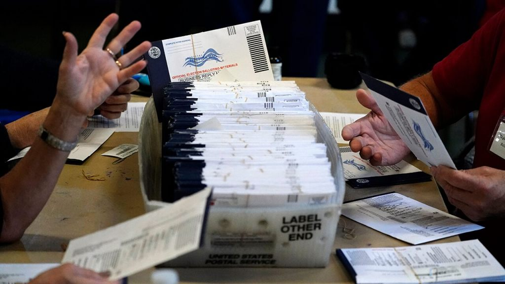 PA court rejects Trump camp's effort to block 9,000 absentee ballots after Election Day