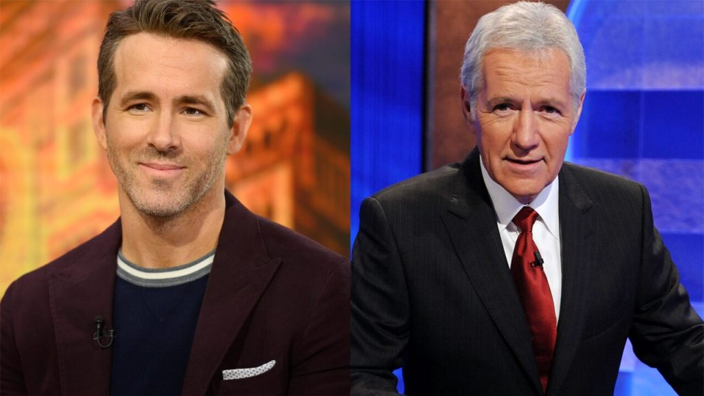 Ryan Reynolds remembers the last time he spoke to Alex Trebek: 'Absolutely gut-wrenching'