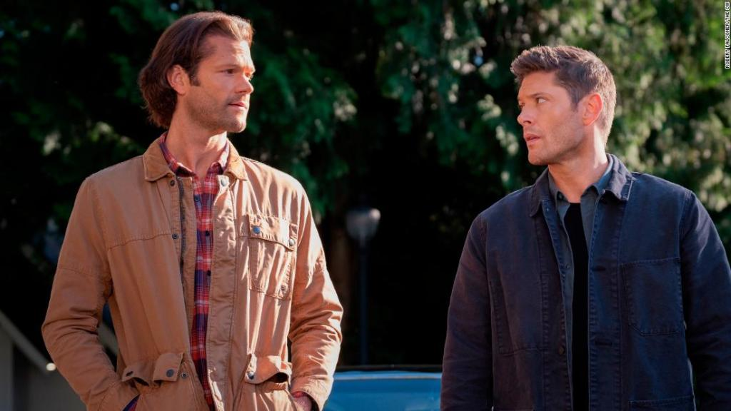 'Supernatural' comes to an emotional end on the CW