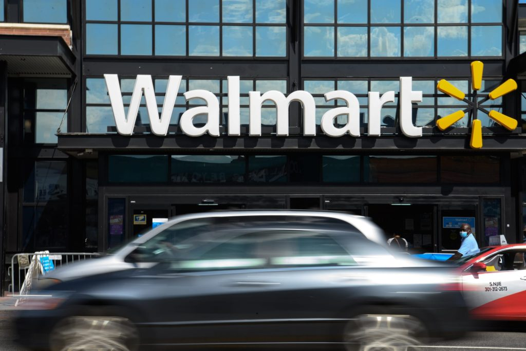 Walmart and McDonald's among top employers of Medicaid and food stamp beneficiaries