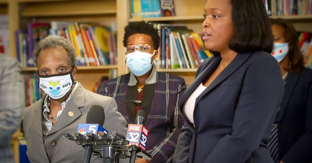 Chicago Public Schools needed computers. Then Mayor Lori Lightfoot emailed about a 'really good guy.'