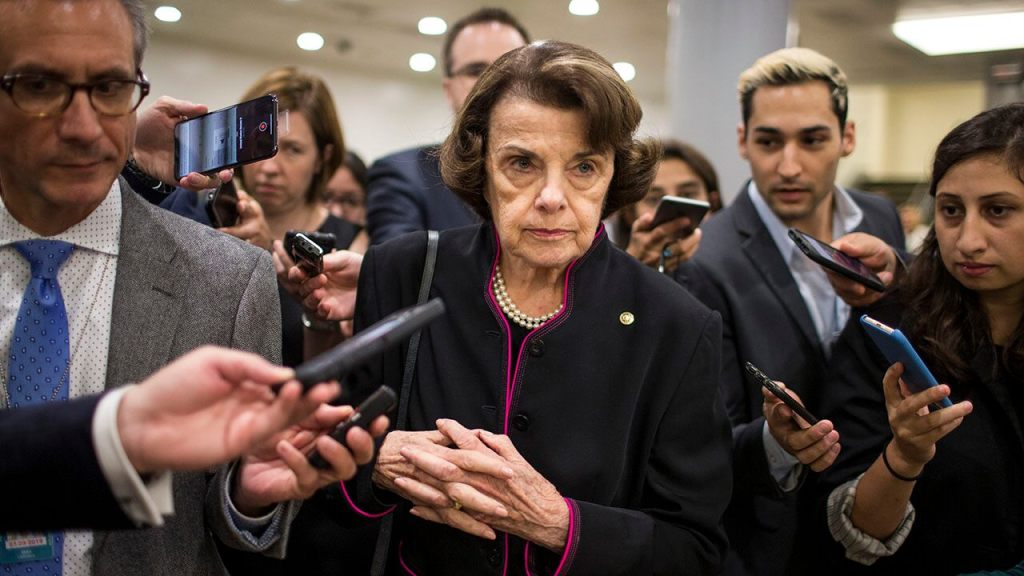 Dianne Feinstein defends work after New Yorker hit piece -- but won't commit to finishing term