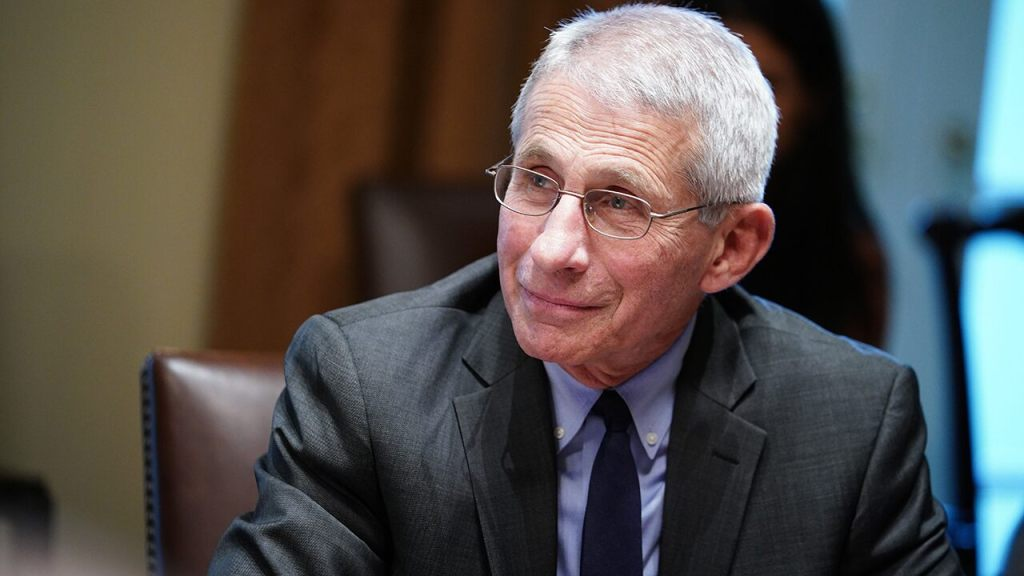 Fauci says first COVID-19 vaccine rollout amid rising virus death toll 'bittersweet' moment