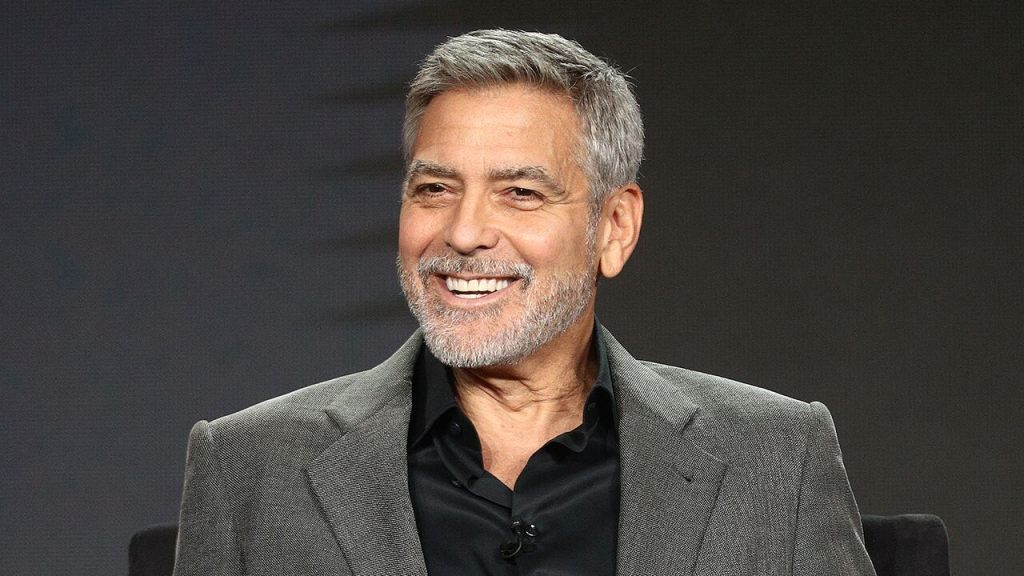George Clooney on 2020 being a 'pretty rotten year'