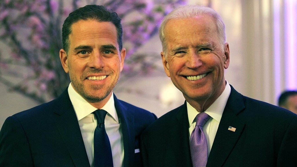 Hunter Biden requested keys for new 'office mates' Joe Biden, Chinese 'emissary' to CEFC chairman, emails show