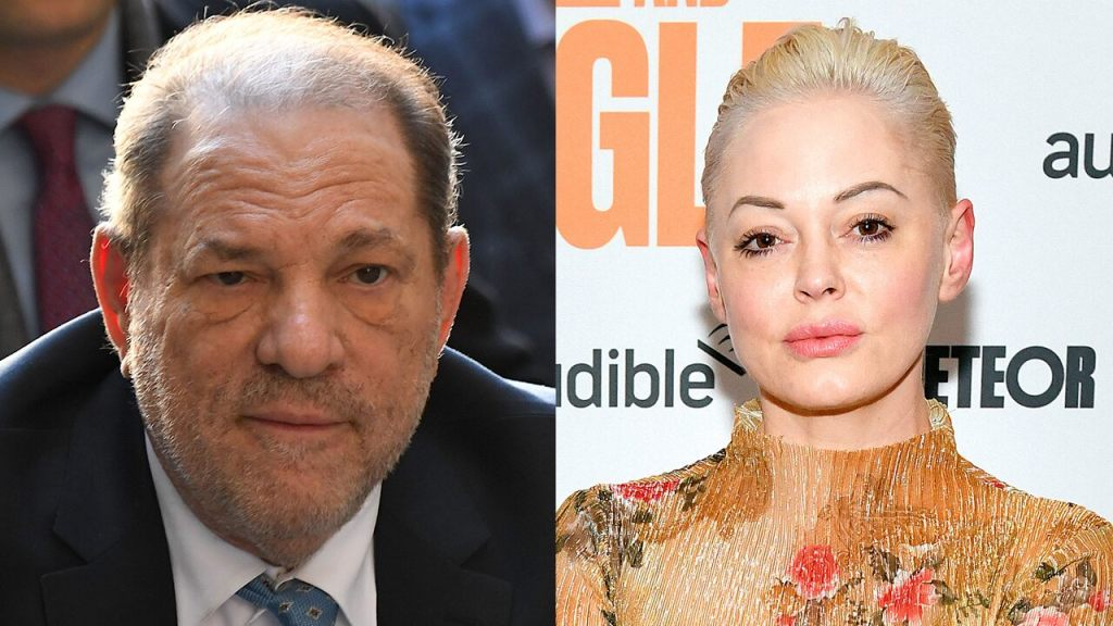 Majority of Rose McGowan's claims against Harvey Weinstein dismissed: report