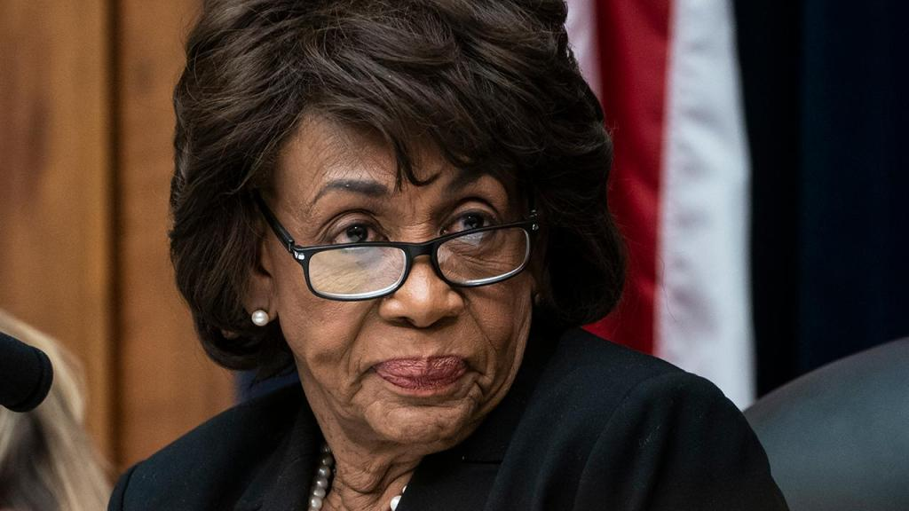 Maxine Waters' campaign paid her daughter $240G over 2019-20 election cycle, FEC records show