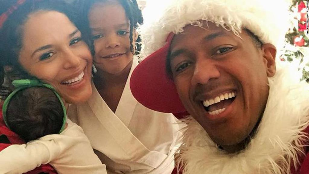 Nick Cannon and Brittany Bell announce the arrival of baby Powerful Queen