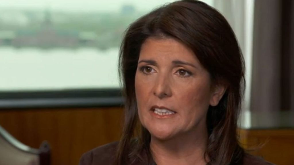 Nikki Haley dubs 2020 'the year socialism went mainstream'