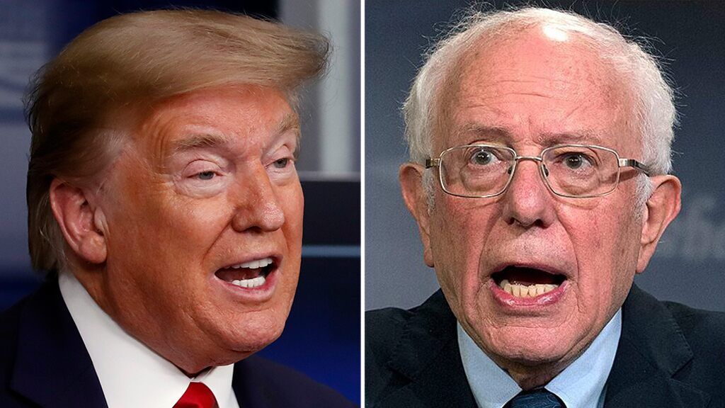 Sanders calls Trump delay on relief bill 'cruel,' while agreeing with push for $2,000 payments