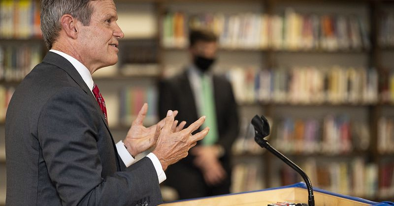 Tennessee governor may call special legislative session focused on education during pandemic