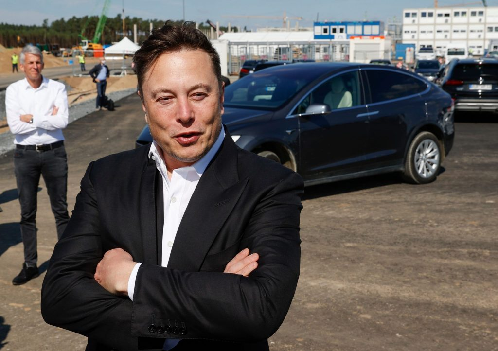 Tesla CEO Elon Musk plans to move to Texas, friends and associates say