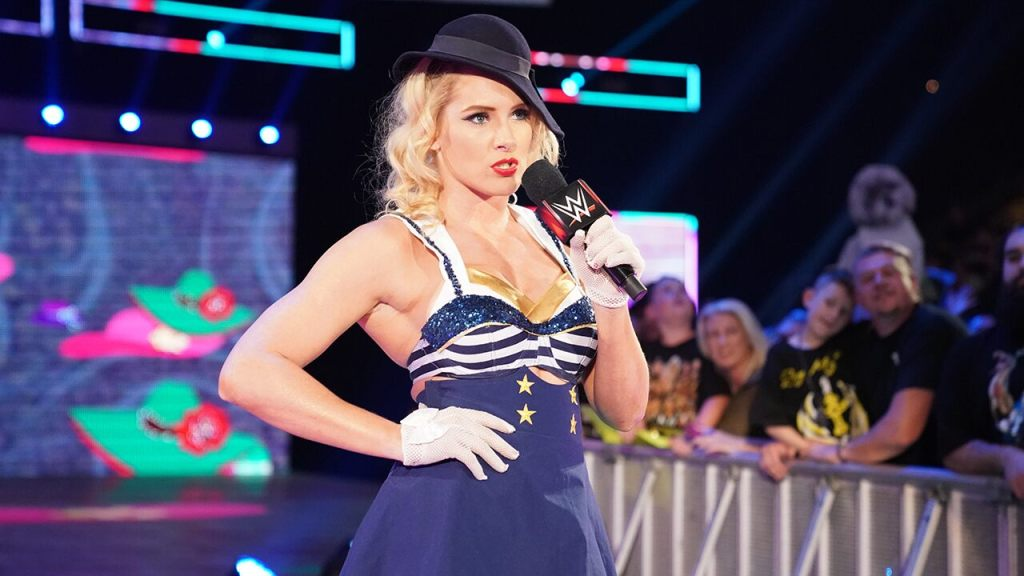 WWE's Lacey Evans says the Marines 'saved my life': 'I didn't know what I wanted to be'