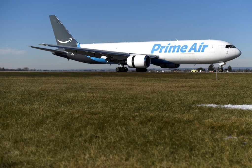 Amazon buys Boeing jets from Delta, WestJet as aircraft prices drop