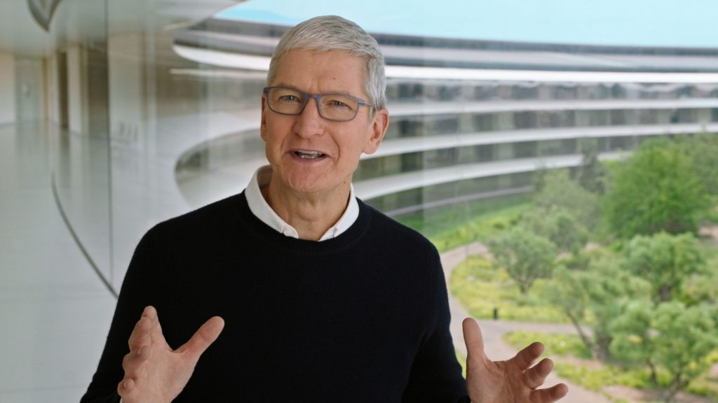 Apple's $100 million Racial Equity and Justice Initiative plans announced